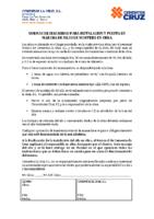BRAVO – Normas seguridad entrega silos en obra (CLC) RV1