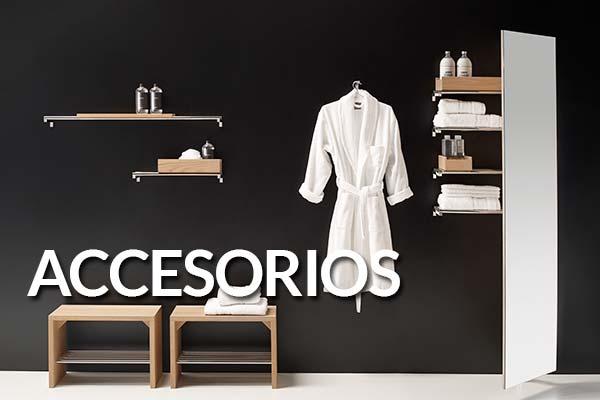 Compelta tu baño con todos los accesorios que necesita para terminar de tenerlo todo