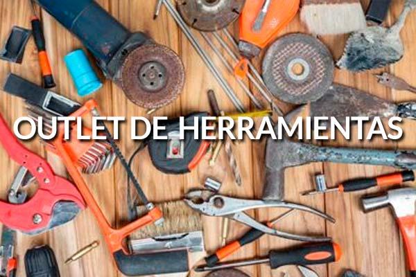 Outlet de herramientas Terrapilar