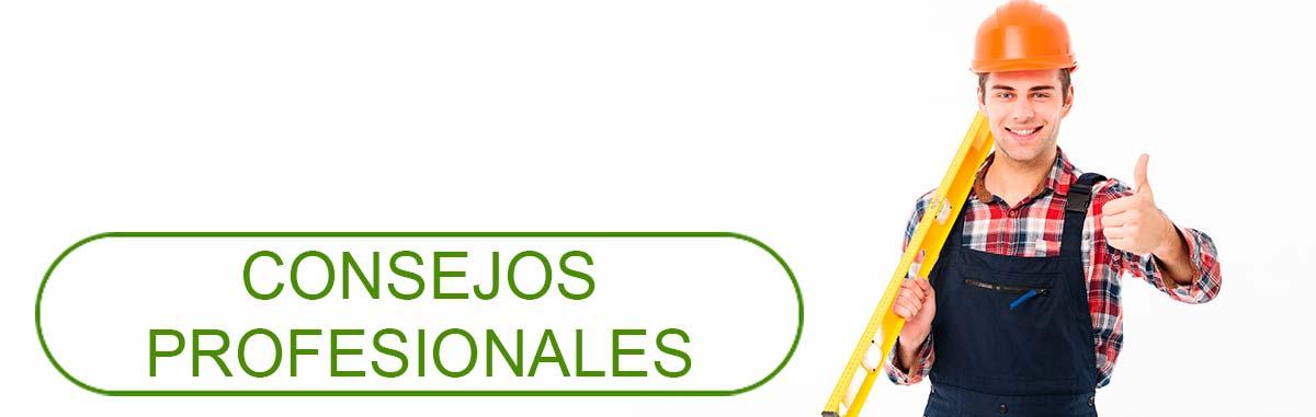 CONSEJOS PROFESIONALES