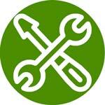 Herramientas y maquinaria para obras, reformas y constucciones