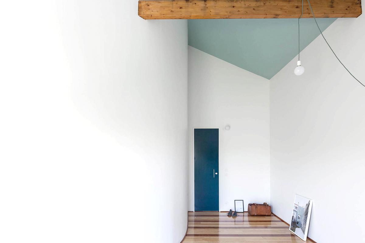Proyecto:casa en fotainhas Arquitectos: fala atelier Fotógrafo: Ricardo Loureiro