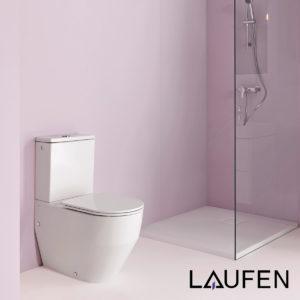 Oferta Laufen Inodoro con cisterna