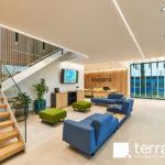 Interior oficinas Passivehaus INSARA Terrapilar
