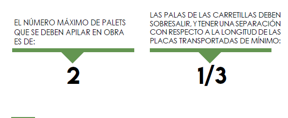CONSEJOS APILAR PRODUCTOS OBRA