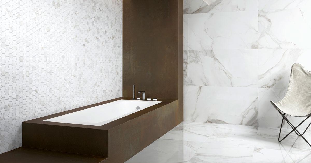 grespania porcelánico imitación mármol