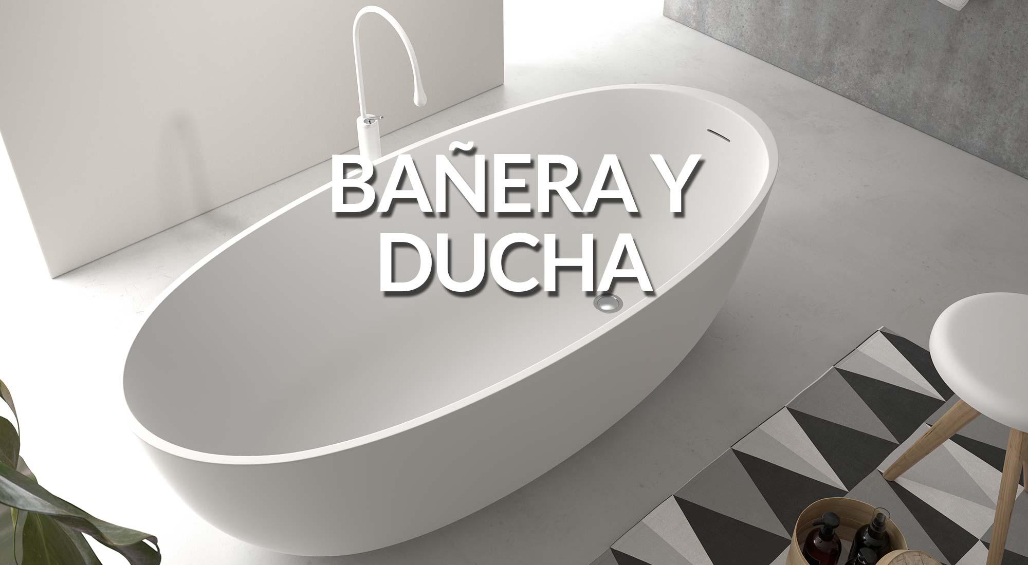 Bañera y ducha 1