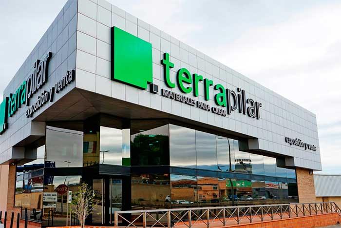 tour 360 en 3D de la tienda de Terrapilar Murcia
