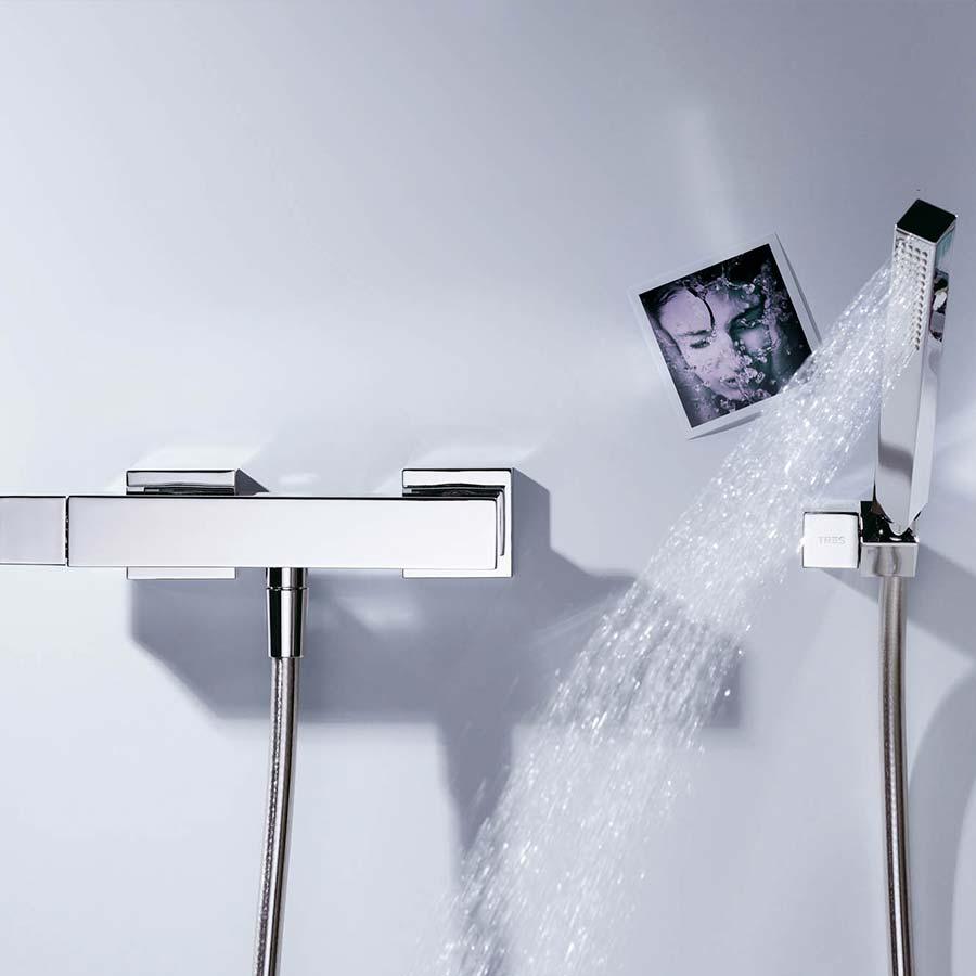 Grifería de ducha 2