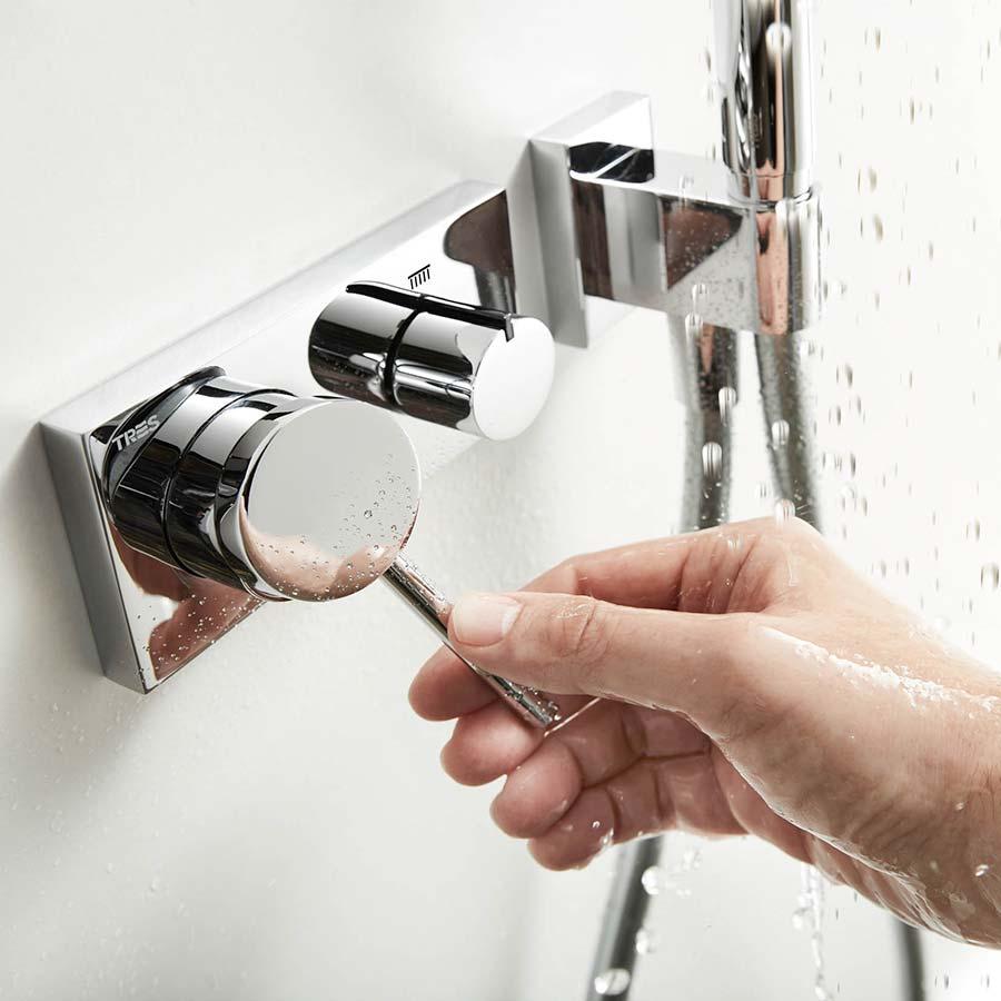 Grifería de ducha 3
